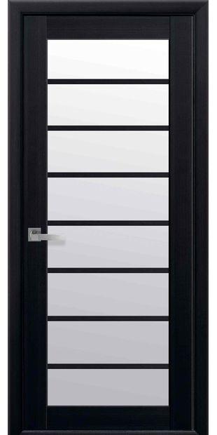 Межкомнатные двери Виола со стеклом сатин viola-6