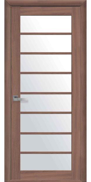Межкомнатные двери Виола со стеклом сатин viola-8