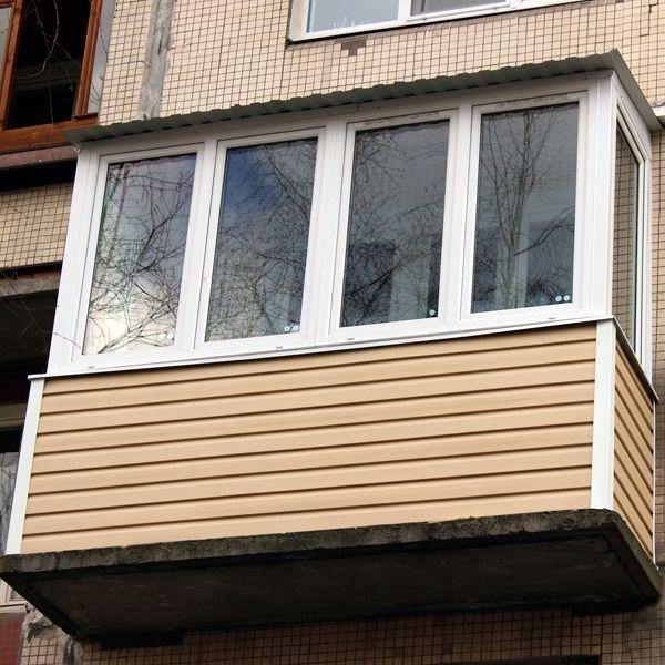 Балкон П-образный WDS