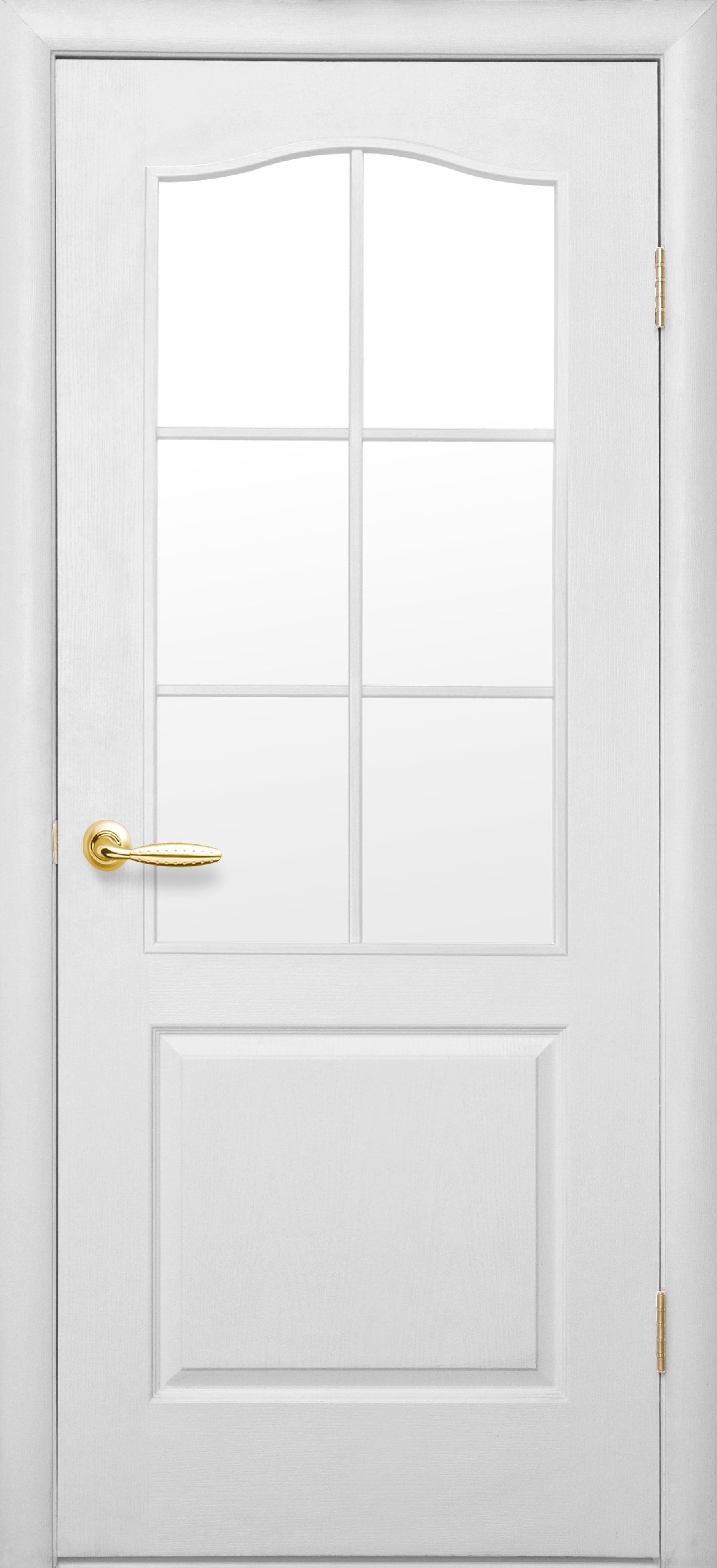 Межкомнатные двери Классик под остекление
