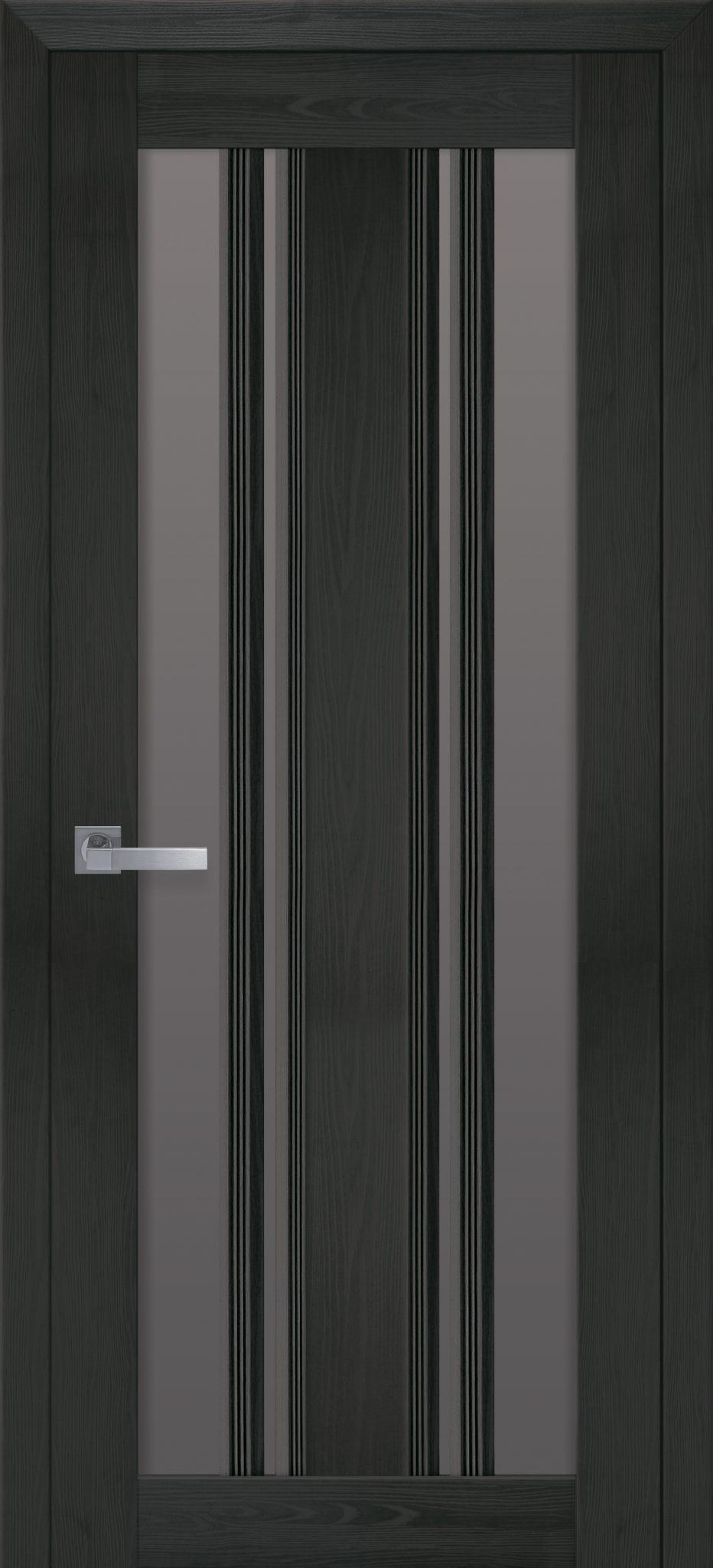 Межкомнатные двери Верона С2 с бронзовым стеклом