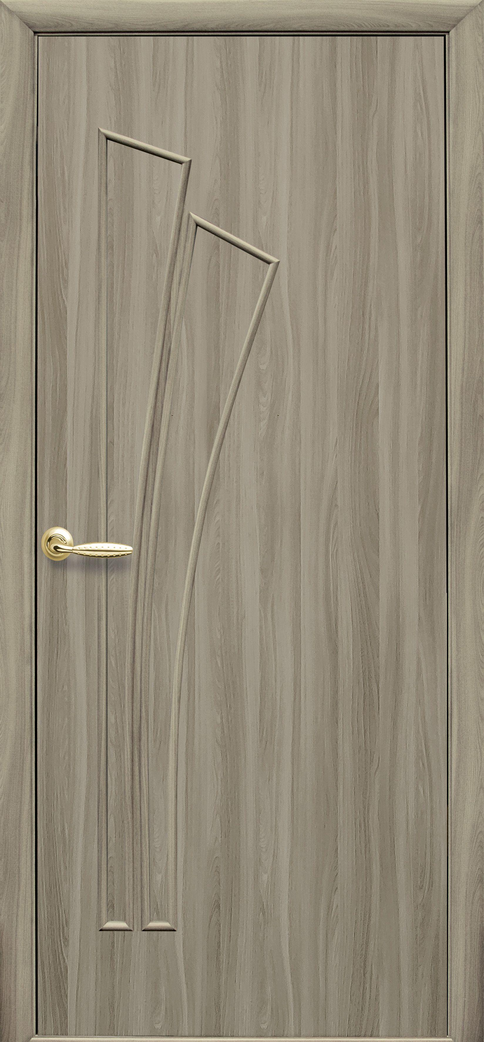 Межкомнатные двери Лилия глухое