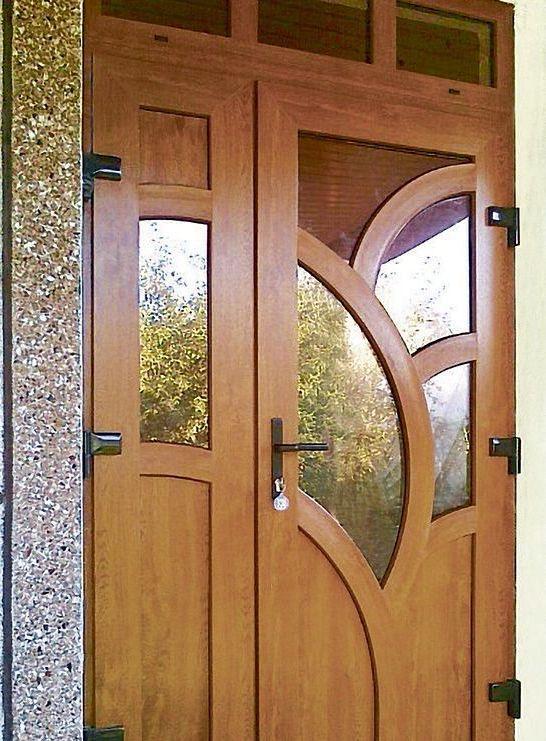 Металлопластиковые двери Виконда Классик 5 камер