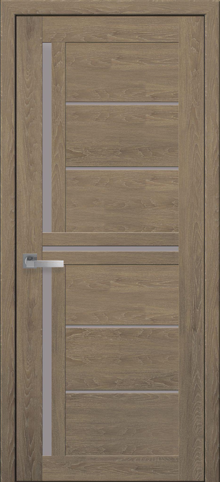 Межкомнатные двери Диана со стеклом сатин
