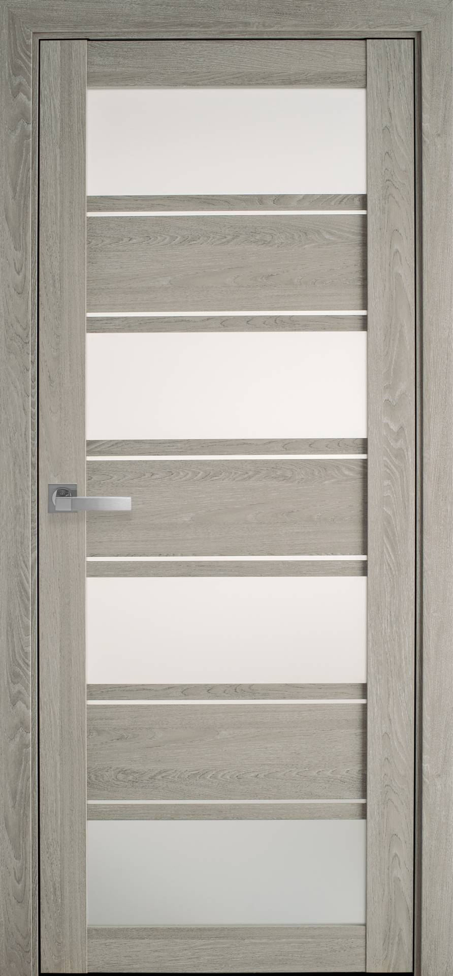 Межкомнатные двери Элиза со стеклом сатин