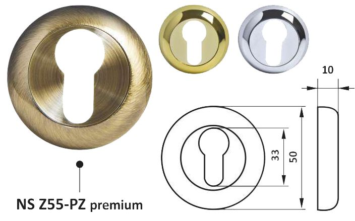 Накладка NS Z55-PZ Premium
