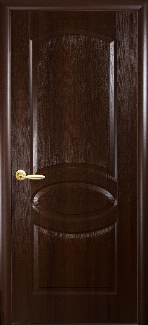 Межкомнатные двери Овал глухое