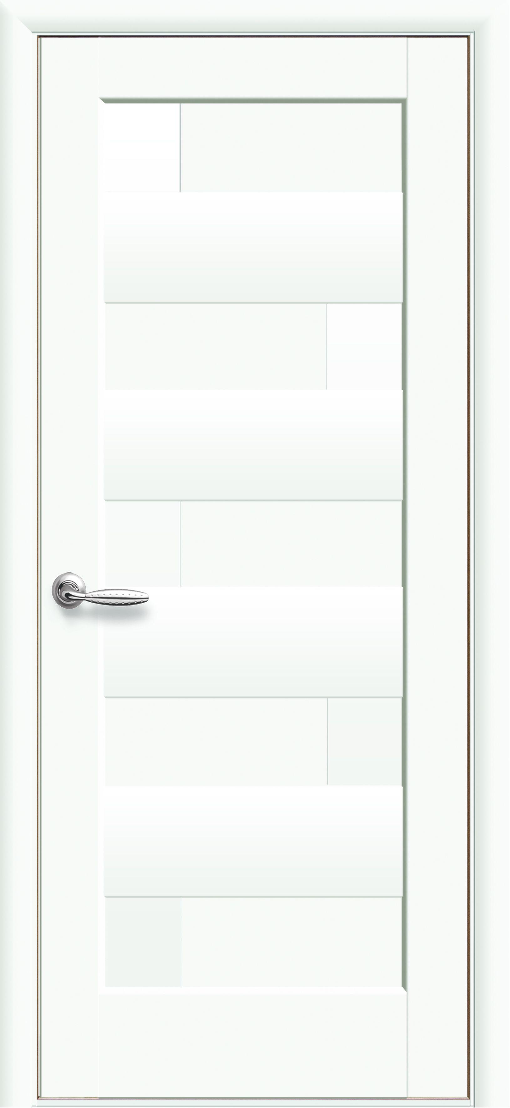 Межкомнатные двери Пиана глухое