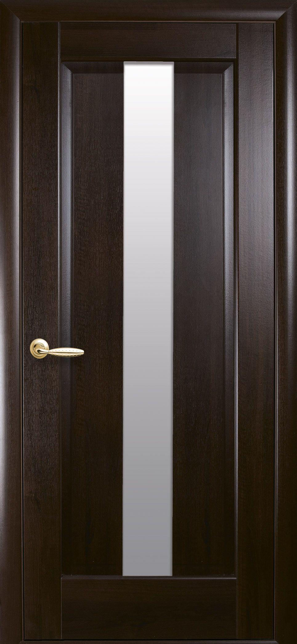 Межкомнатные двери Премьера со стеклом сатин