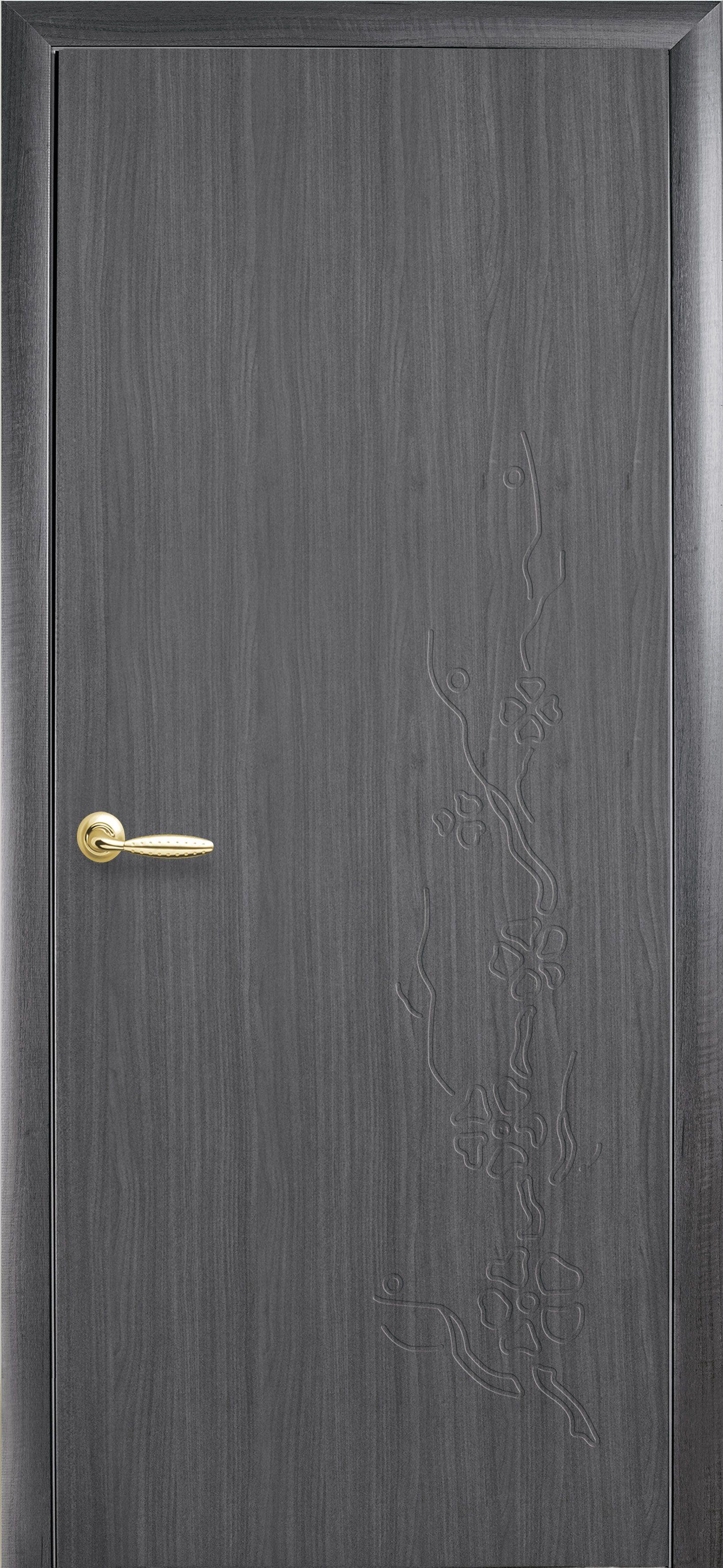 Межкомнатные двери Сакура глухое