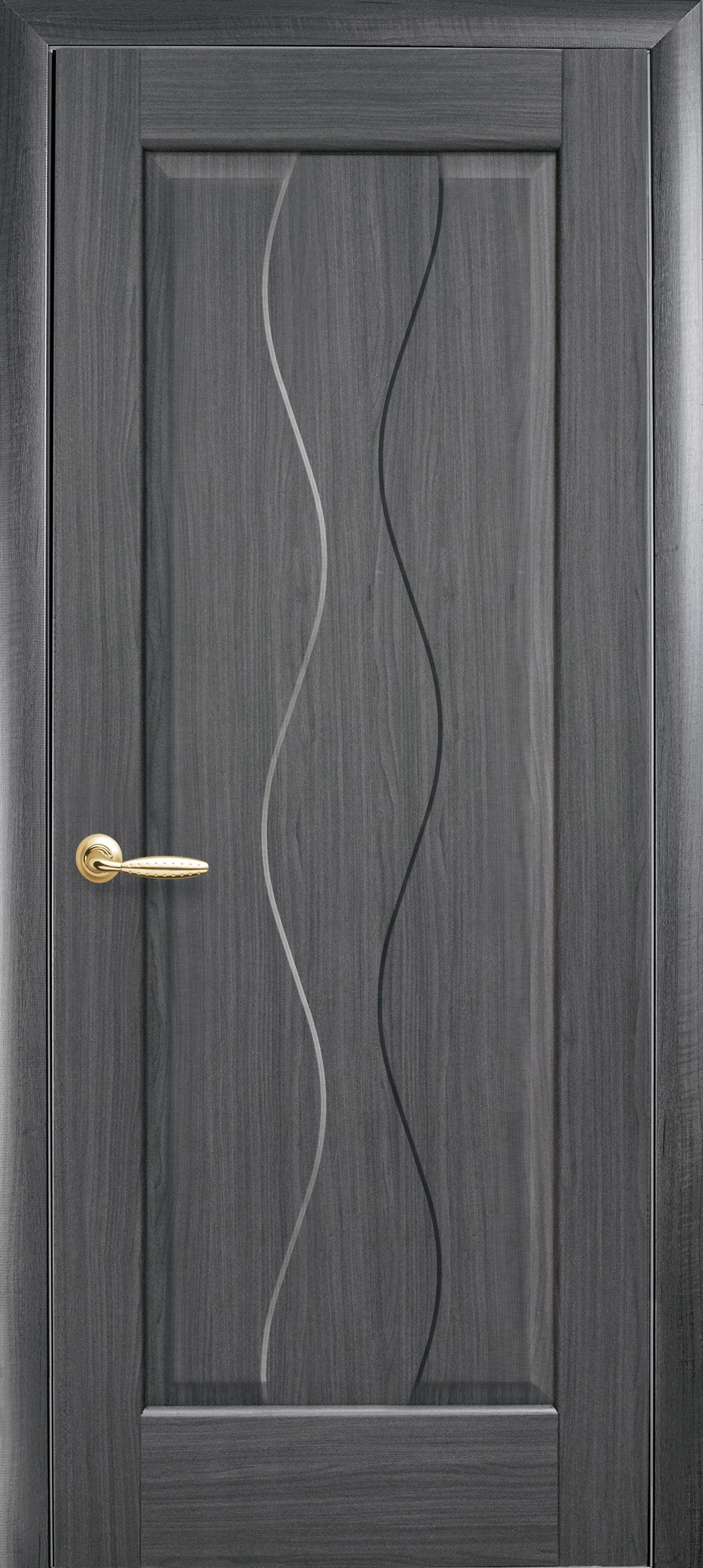 Межкомнатные двери Волна глухое