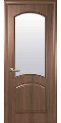 Межкомнатные двери Антре , ПВХ DeLuxe Золотая ольха