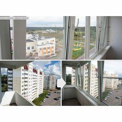 Балкон Г-образный Рехау