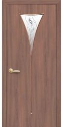 Межкомнатные двери Бора , Экошпон Ольха 3D