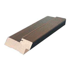 Дверная коробка с четвертью,  Венге DeWild