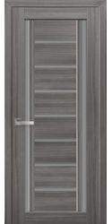 Межкомнатные двери Флоренция С2, Смарт жемчуг графит
