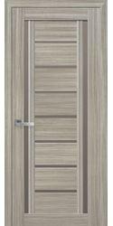 Межкомнатные двери Флоренция С2 с бронзовым стеклом, Смарт жемчуг magica