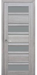Межкомнатные двери Венеция С2, Смарт жемчуг серебряный