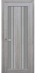 Межкомнатные двери Верона С2, Смарт жемчуг серебряный
