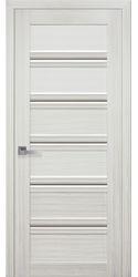 Межкомнатные двери Виченца С1, Смарт жемчуг белый