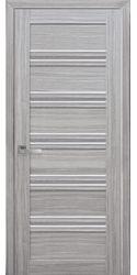 Межкомнатные двери Виченца С1, Смарт жемчуг серебряный