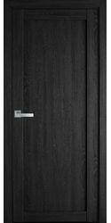 Межкомнатные двери Лейла, ПВХ Ultra дуб серый