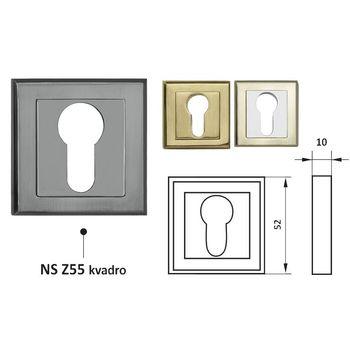 Накладка NS Z55 KVADRO X,