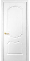 Межкомнатные двери Вензель глухое, Под покраску Структурный